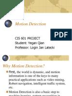 Motion Detection.ppt