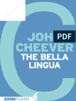 The Bella Lingua - J. Cheever