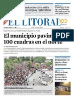 El Litoral Mañana 06/05/2019