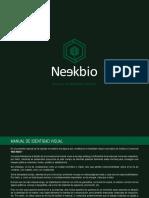 Neekbio_Manual de Identidad Visual