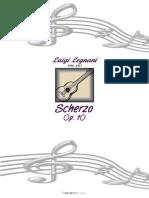 Legnani Luigi Scherzo and Variations