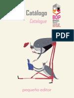 Catalogo Pequeño editor 2018