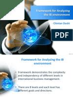 Framework for IB
