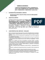Terminos de Referencia Residente de Obra (3)