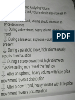 Analysing Volume