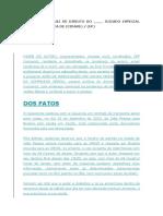 AÇÃO DE DANOS MORAIS CONTRA CIA AEREA.docx