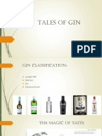 Tales of Gin