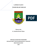 Case Report Thyroid Heart Disease