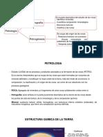PETROLOGÍA - SESIÓN  1