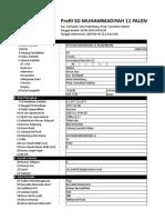 Profil Pendidikan Sd Muhammadiyah 11 p (26!04!2019 18-59-36)