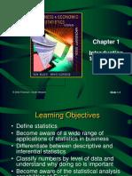 Lec 1 Chapter01 Statistics