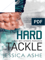 Hard Tackle - A Bad Boy Sports Romance by Jessica Ashe.epub