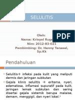 SELULITIS.pptx