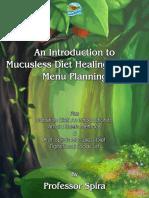 01. an Introduction to Mucusless Diet Menu Planning_Mucusfreelife.com