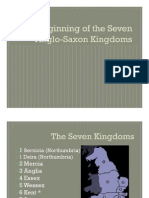 The Beginning of the Seven Anglo-Saxon Kingdoms [Modo de ad