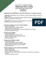 Manual Sprit 728