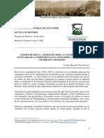 CENTENARIO COLOMBIA - BRASIL