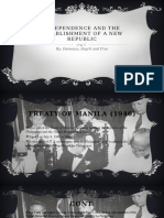 Phil History Treaty of Manila PDF