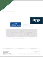 Ciencia de La Información Interdisciplinariedad y Cambio de Paradigma_Redalyc