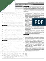 A Cespe 2018 Tce Mg Analista de Controle Externo Ciencias Atuariais Prova