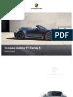 911 Carrera Brochure