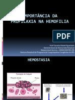 Aula de Hemofilia