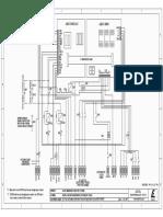 AKUS Panel Diagram (Mono-Phase Automatic Door)