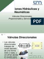 Válvula Proporcionales y Servoválvulas