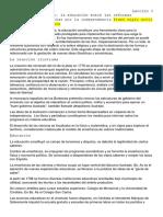la educacion en argentina, una historia en 12 lecciones