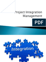 Lect-3 Project Integration Management