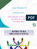 ESTRUCTURA ORGANIZACIONAL-1