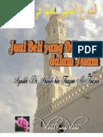 Jual Beli yang Dilarang dalam Islam