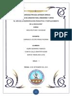 Informe de Analisis de Iglesia de Catacaos