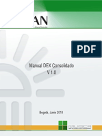 Manual Dian DEX