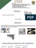 Balistica Presentacion1