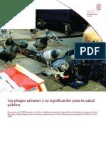 Who-plagas Urbanas y Su Significación Para La Salud