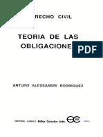 TEORIA DE LAS OBLIGACIONES -ALESSANDRI.pdf