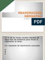 Reanimacion Neonatal y Valoración (3)