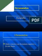 Ultrasonidos
