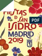 Feria San Isidro Madrid 2019