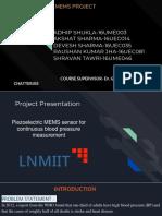 MEMS Presentation