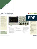 Oscilloscope Poster