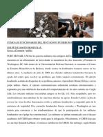 Cómo Los Funcionarios Del Pentágono Pudieron Haber Alentado Un Golpe de 2009 en Honduras