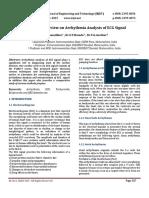 A Literature Review on Arrhythmia Analysis of ECG Signal.pdf