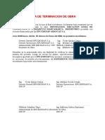 ACTA DE TERMINACION DE OBRA.doc
