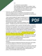 Psicopatología 10 de Abril