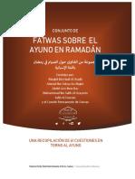 Fatwas sobre el ayuno en Ramadán