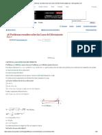 38 Problemas Resueltos Sobre Las Leyes Del Movimiento (Página 2) - Monografias.com
