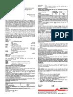 Metodo Fotometrico Antig-Anticuerp Huiman Hb Glicosilada