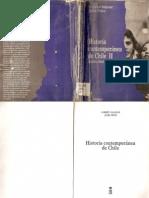 Historia Contemporanea de Chile Tomo II - Gabriel Salazar
